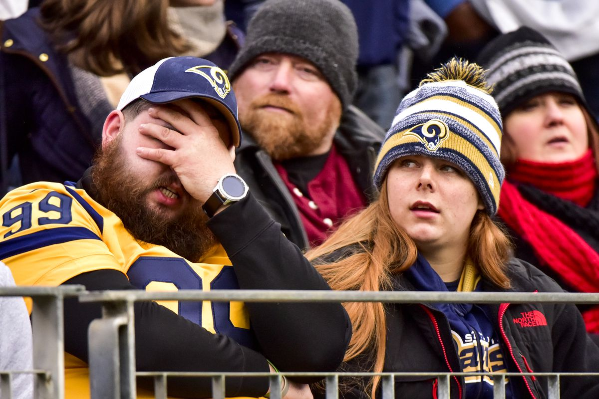 Los Angeles Rams v Tennessee Titan