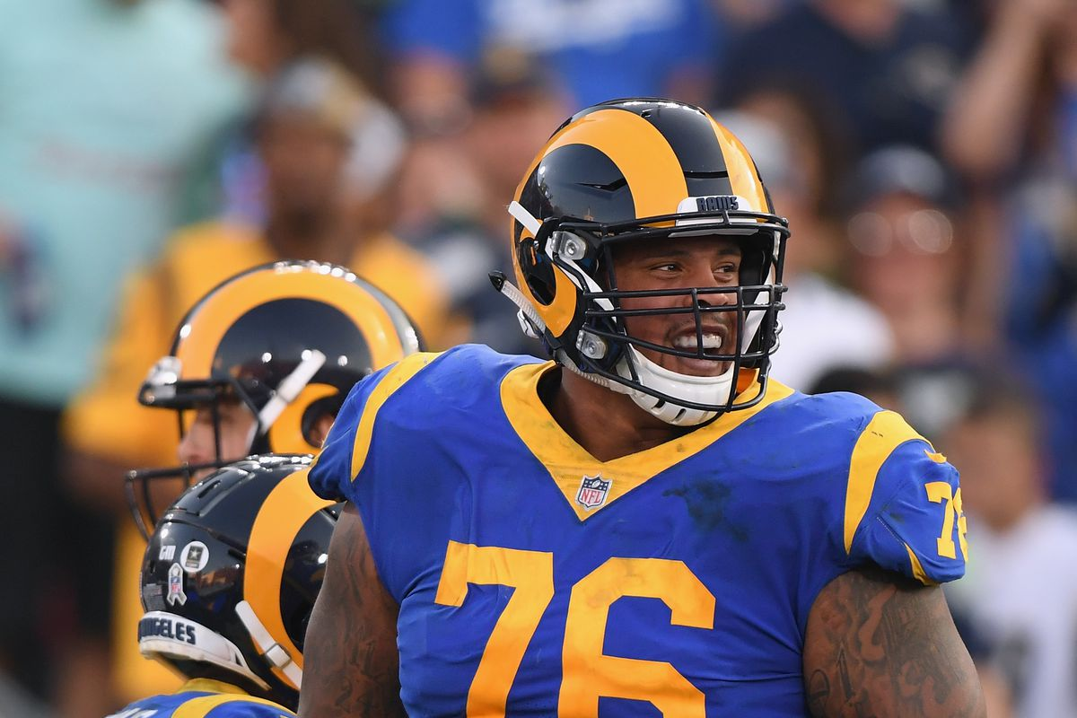 e102b0d8ddf Who the LA Rams should re-sign in order of importance - Turf Show Times