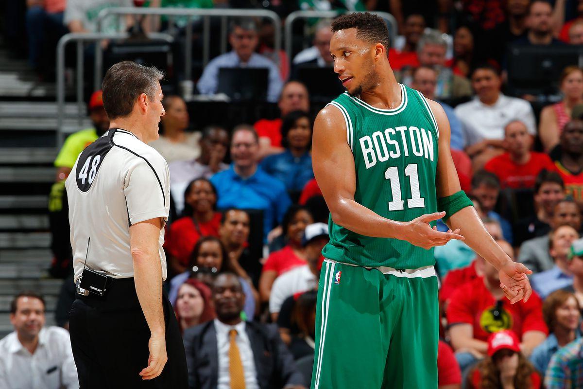Boston Celtics v Atlanta Hawks - Game Two