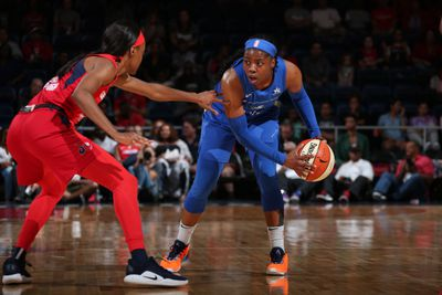 Dallas Wings v Washington Mystics
