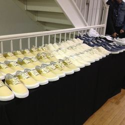 Womens Sneakers, $50