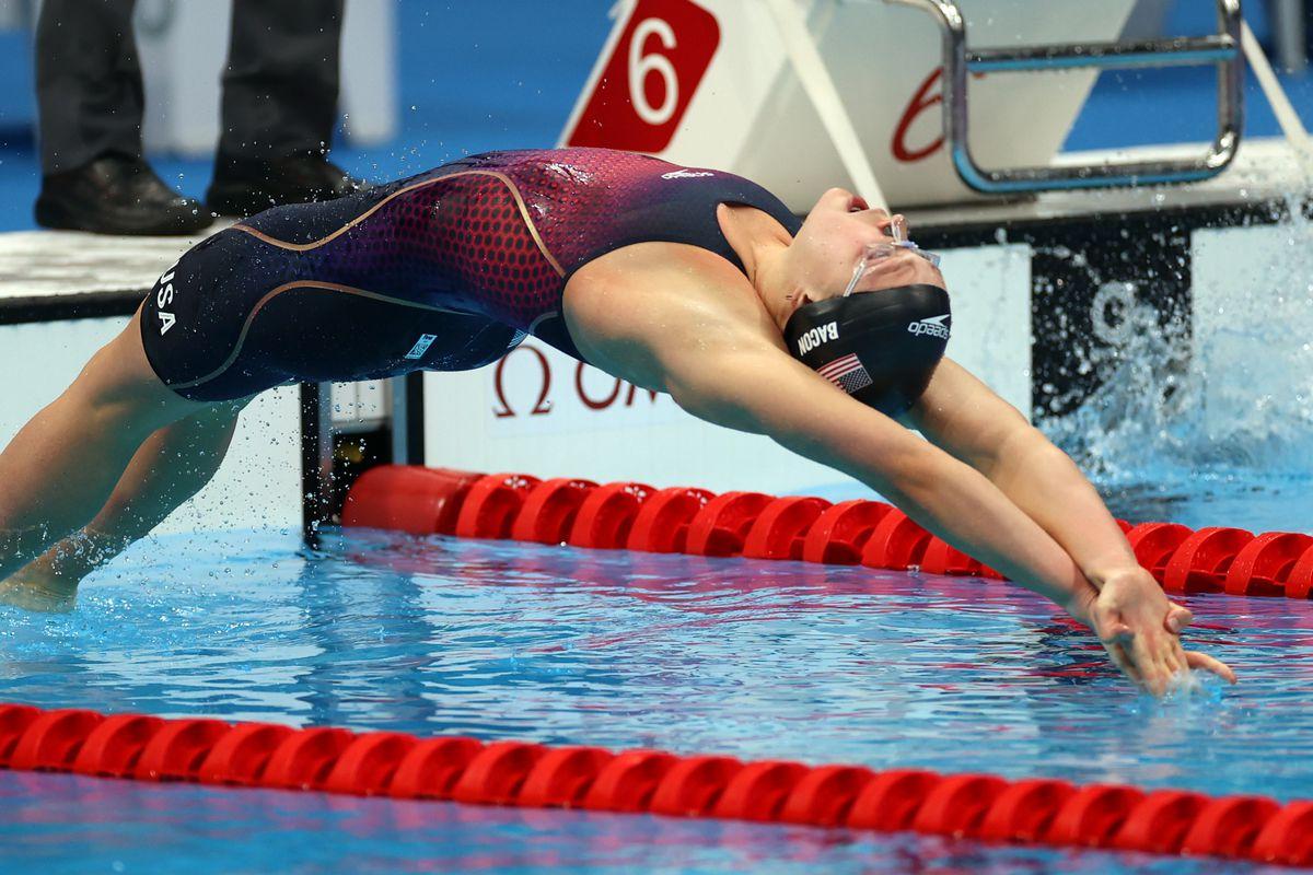 Swimming - Olympics: Day 8