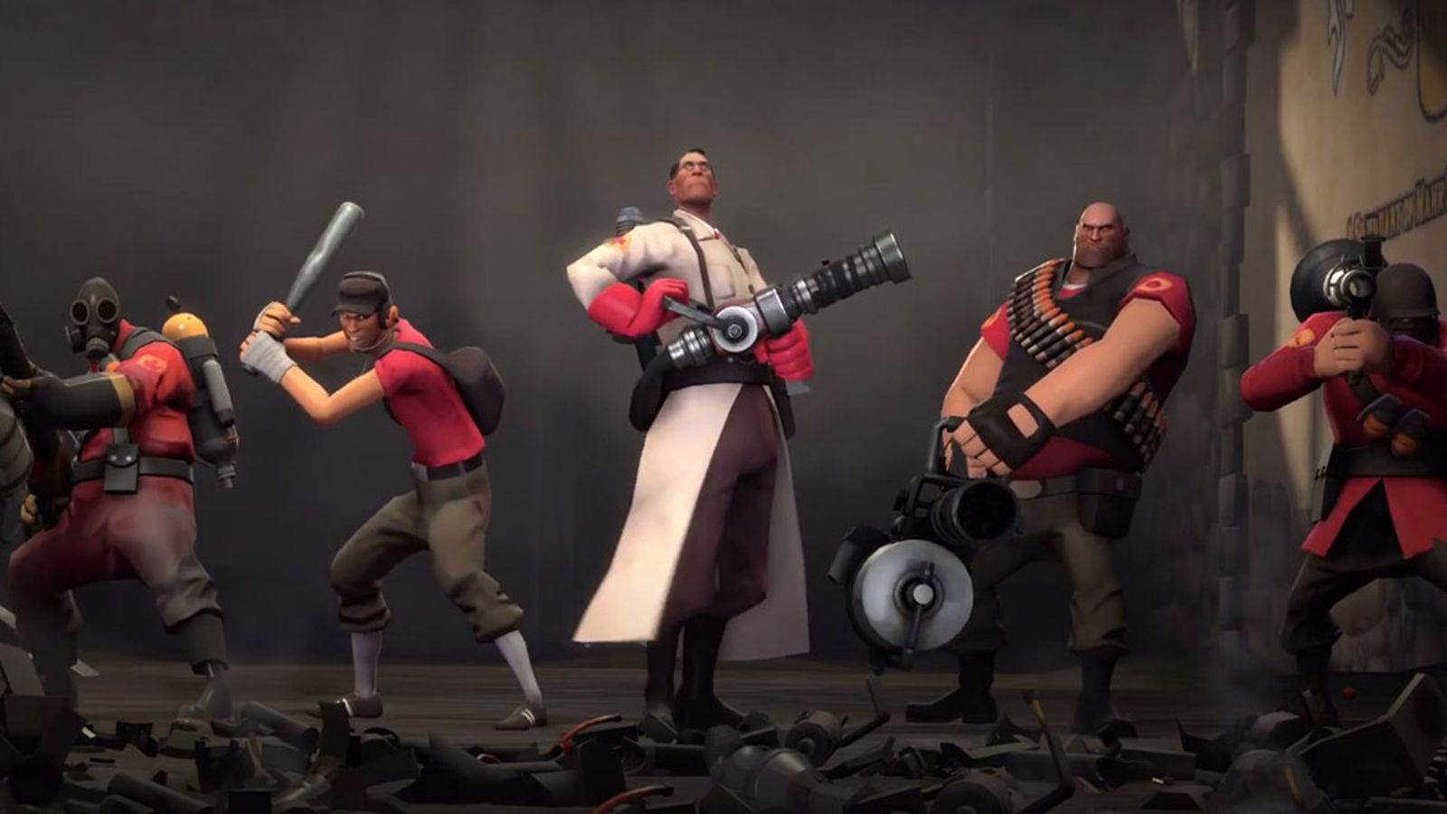 Team Fortress 2 is finally getting competitive matchmaking - Polygon