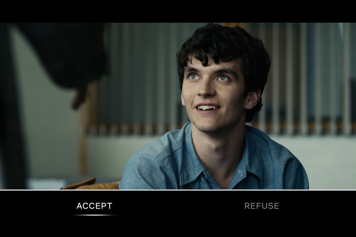 The strangest Black Mirror: Bandersnatch ending is all about Netflix