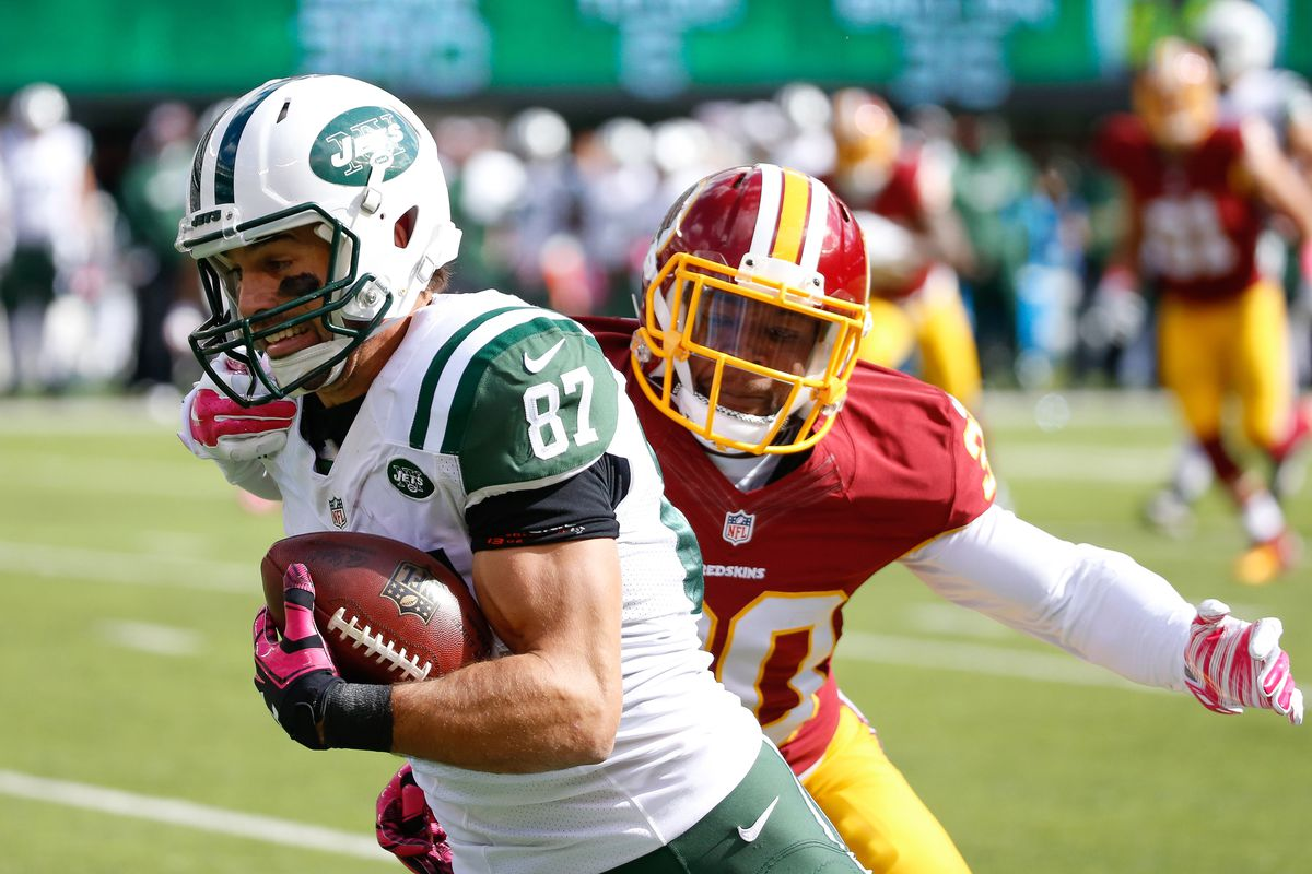 Eric Decker is once again the best of the Gophers in the NFL