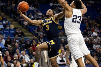Michigan Wolverines Basketball News Schedule Roster Stats