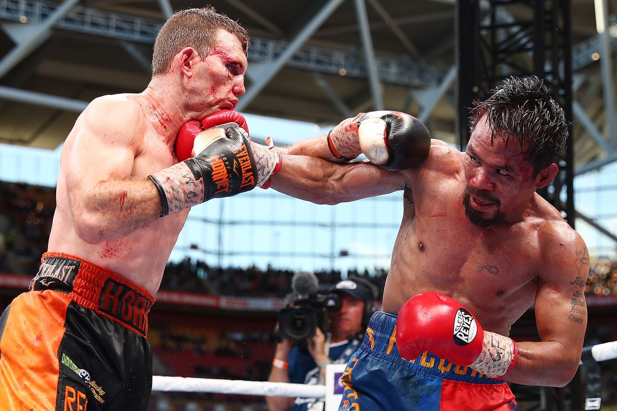 Watch Manny Pacquiao vs Jeff Horn fight video