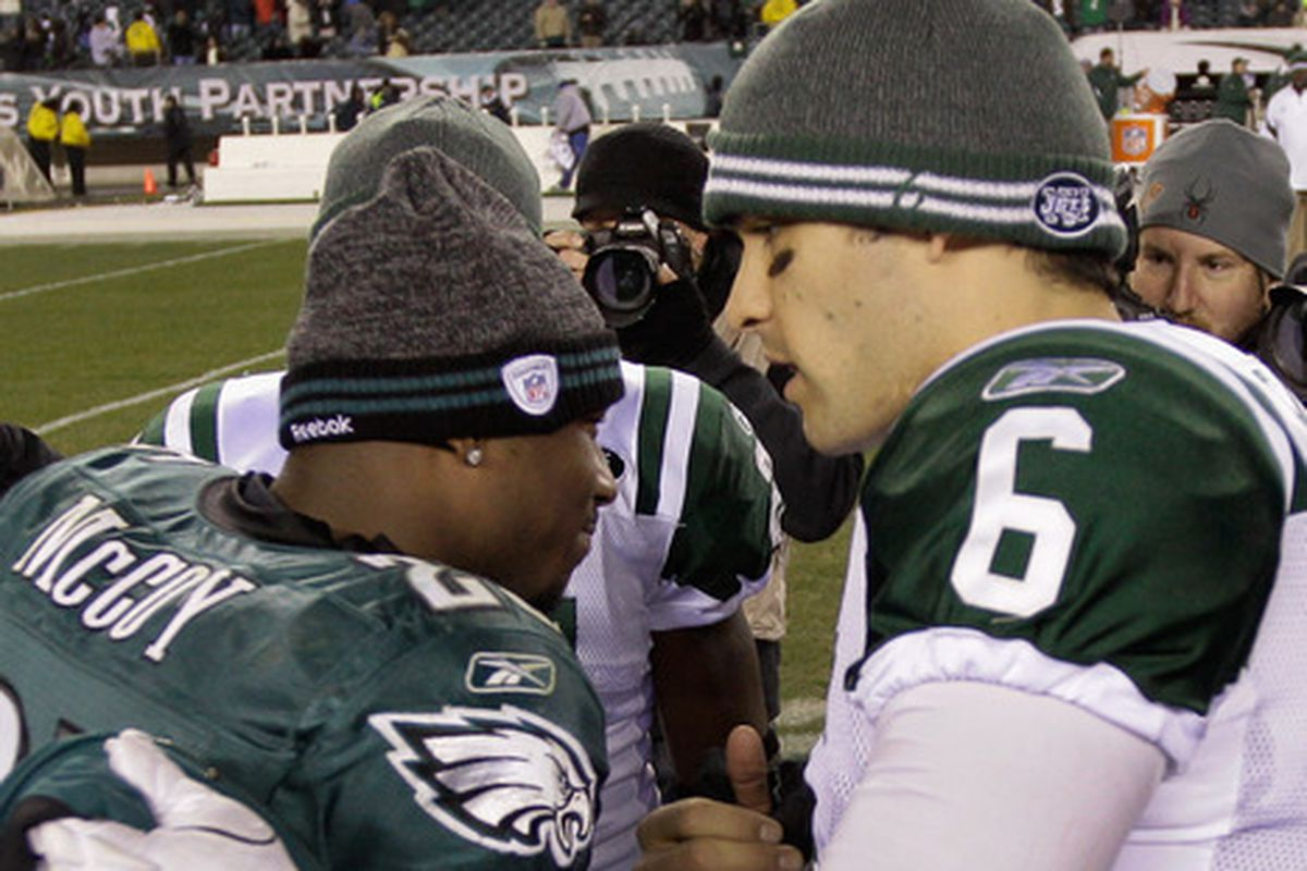 Mark Sanchez has passed his physical and will sign with the Jets