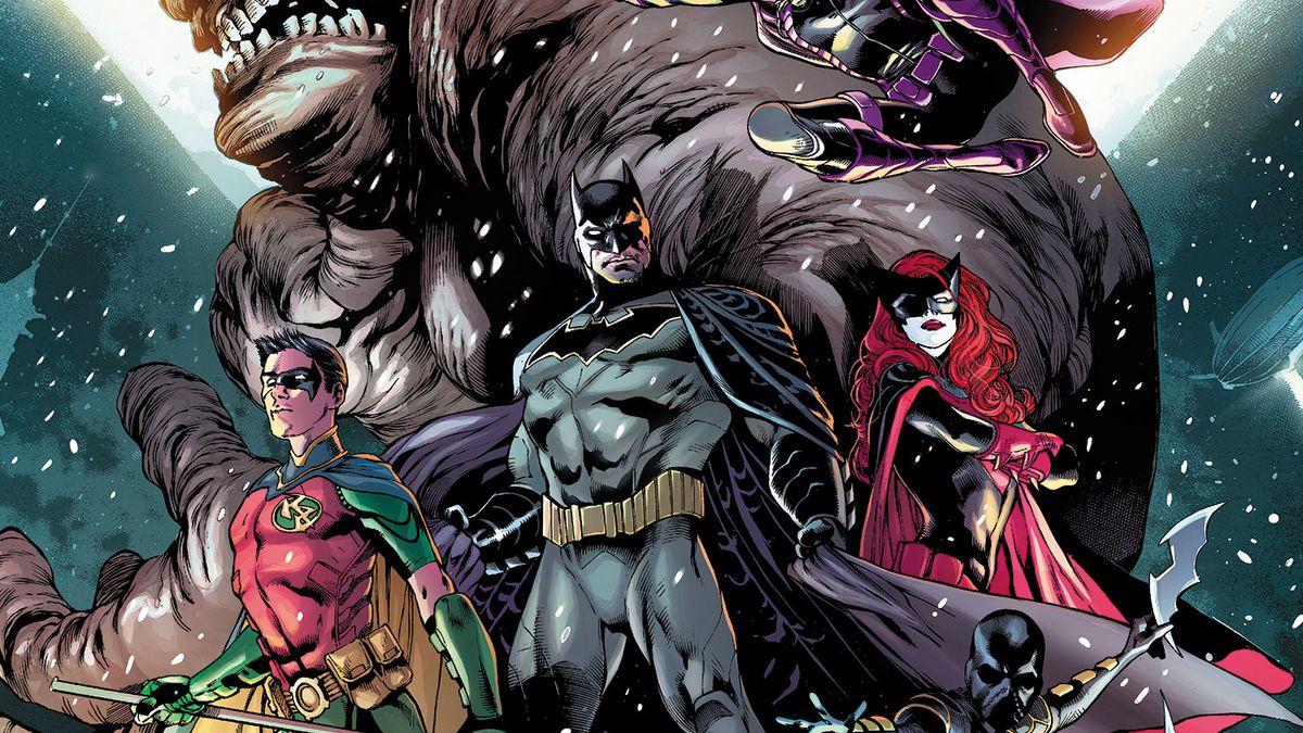 Batmen: Eternal' will reveal the future of Batman's family