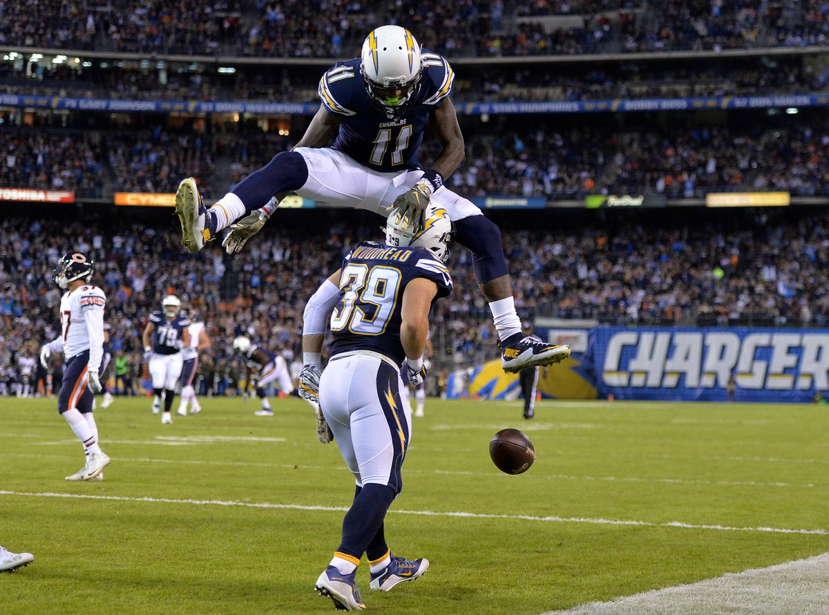 NFL: Chicago Bears at San Diego Chargers
