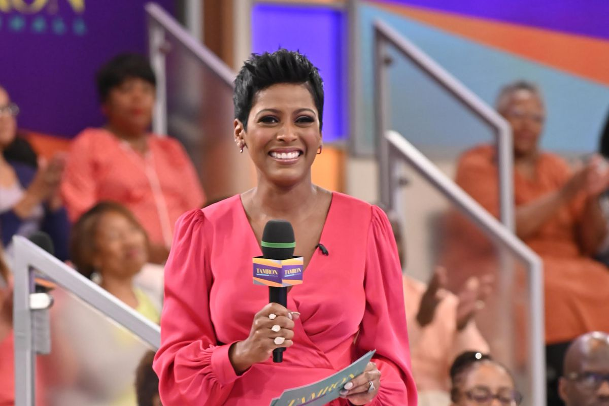 Tamron Hall hopes to bring 'unique perspective' to daytime