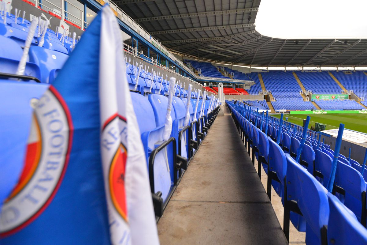 2017 Championship Playoff Semi-final game 2 Reading v Fulham May 16th