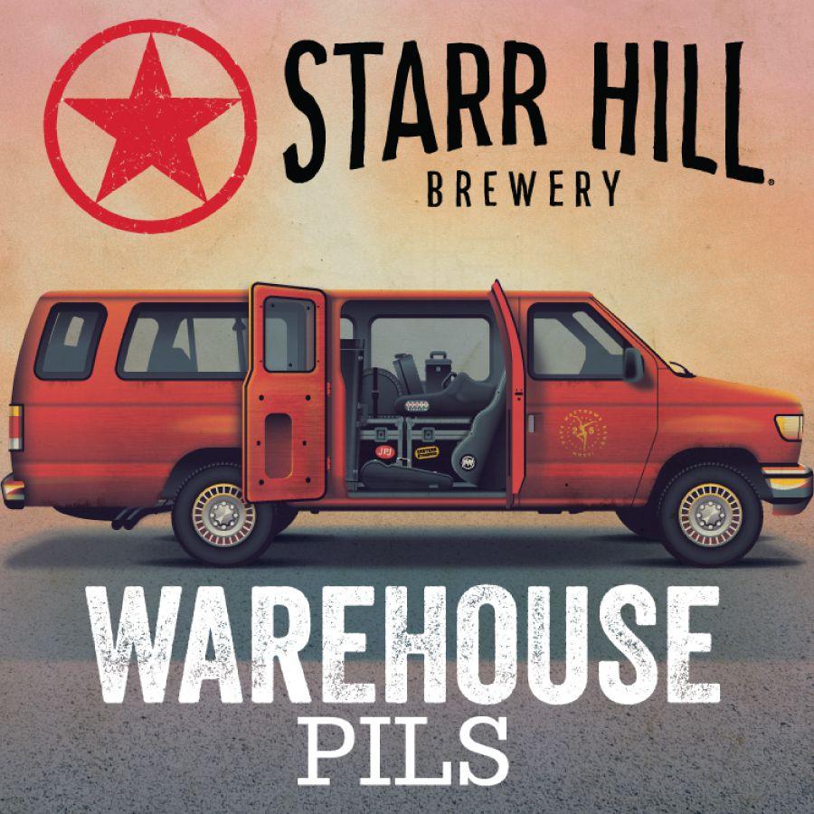 Warehouse Pils