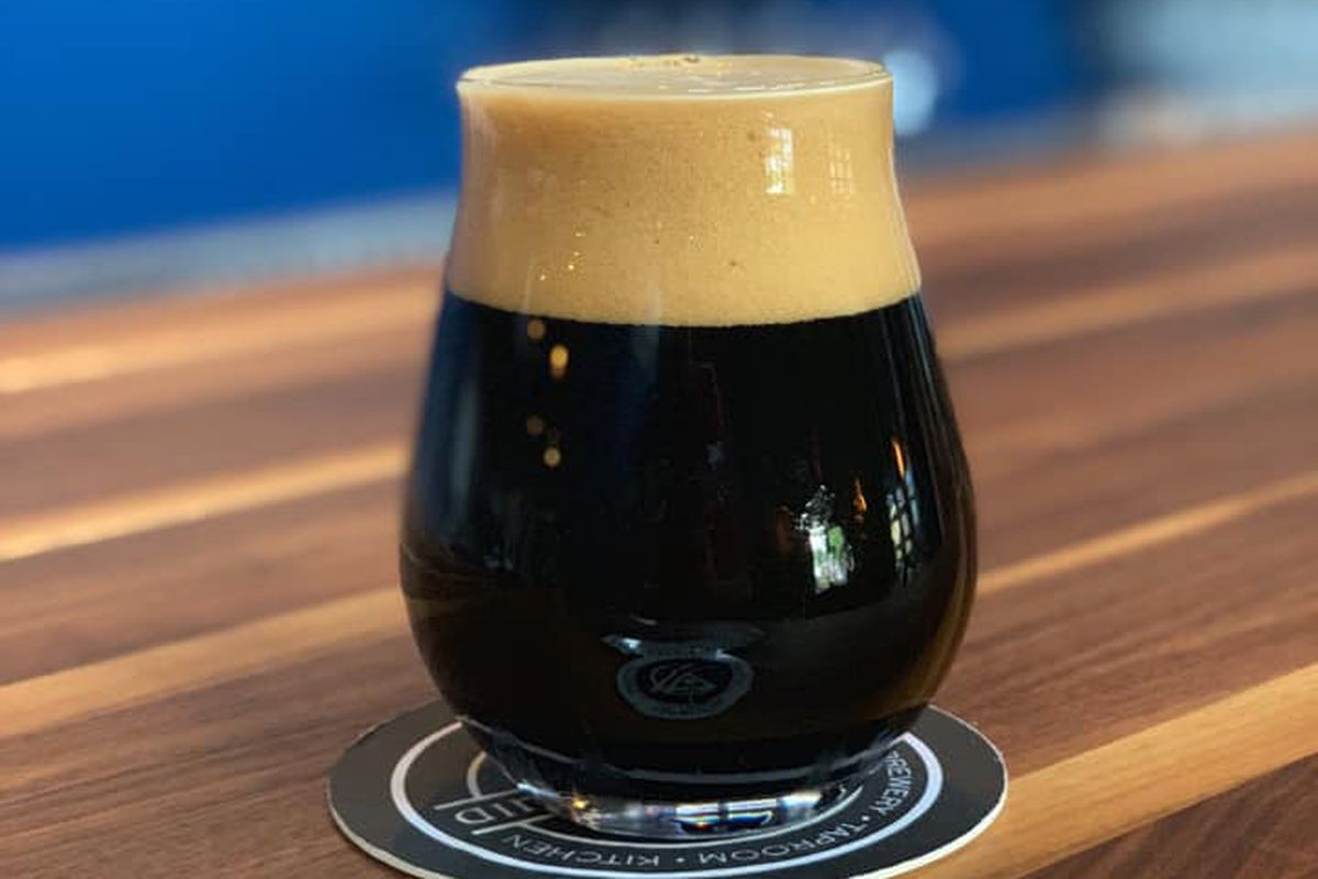 Shattered Lands imperial stout