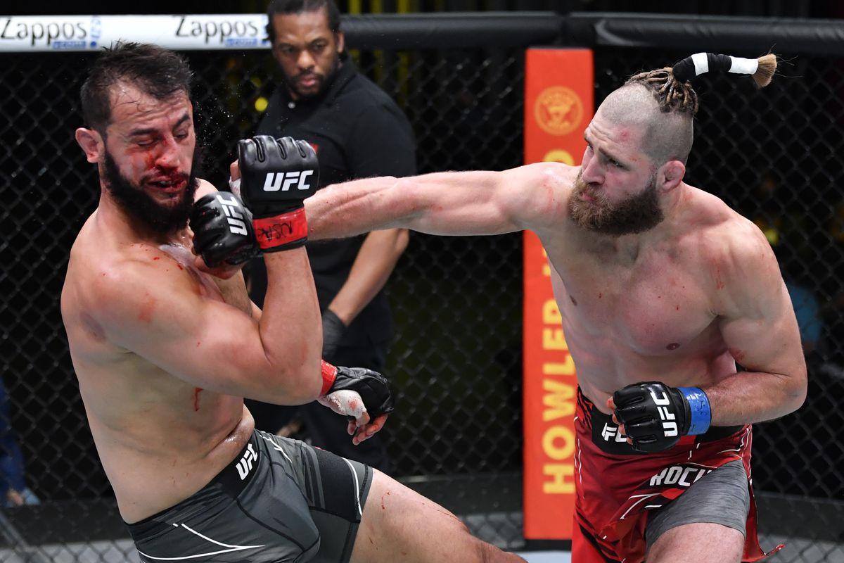 UFC格斗之夜:Reyes vs Prochazka