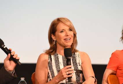 Katie Couric.   Getty Images