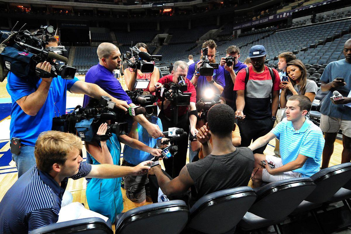Charlotte Hornets' Draft Workout
