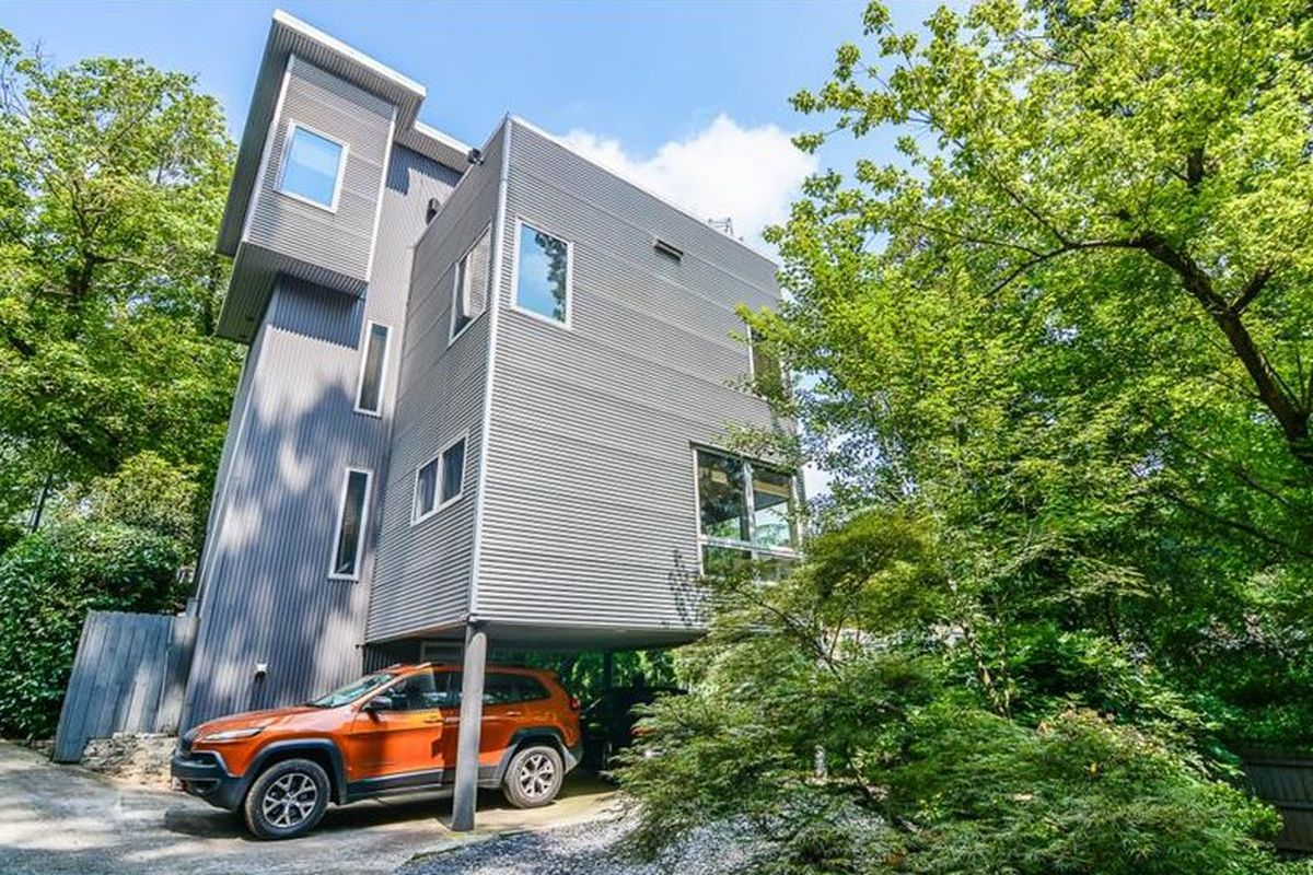 Discounted Inman Park Modern In The Trees Reemerges At