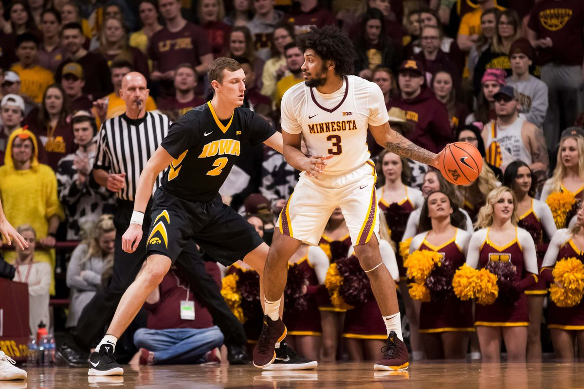 Does Minnesota have a chance in the Big Ten Tournament? - BT