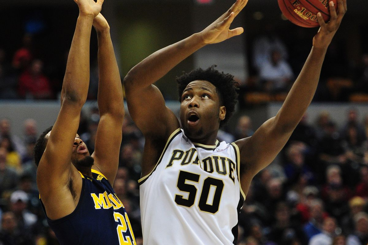 NCAA Basketball: Big Ten Conference Tournament-Michigan vs Purdue