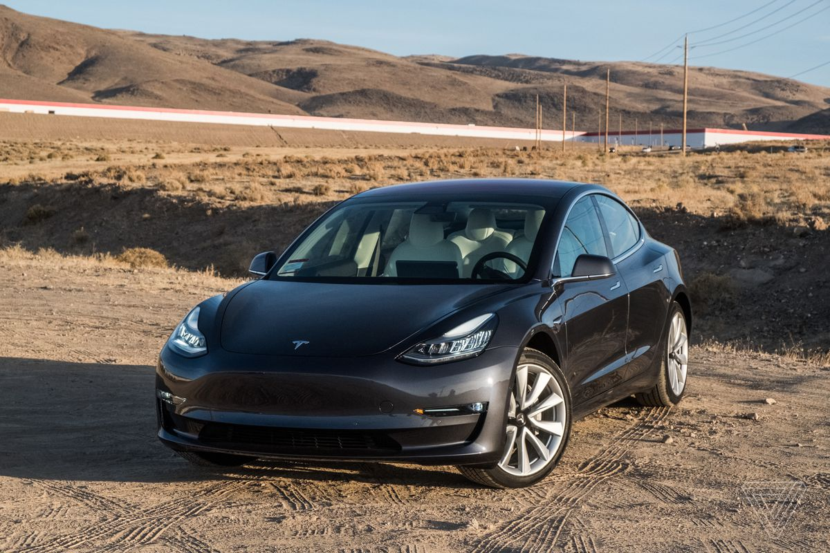 Tesla Rebounds From Bad First Quarter By Setting New Record For