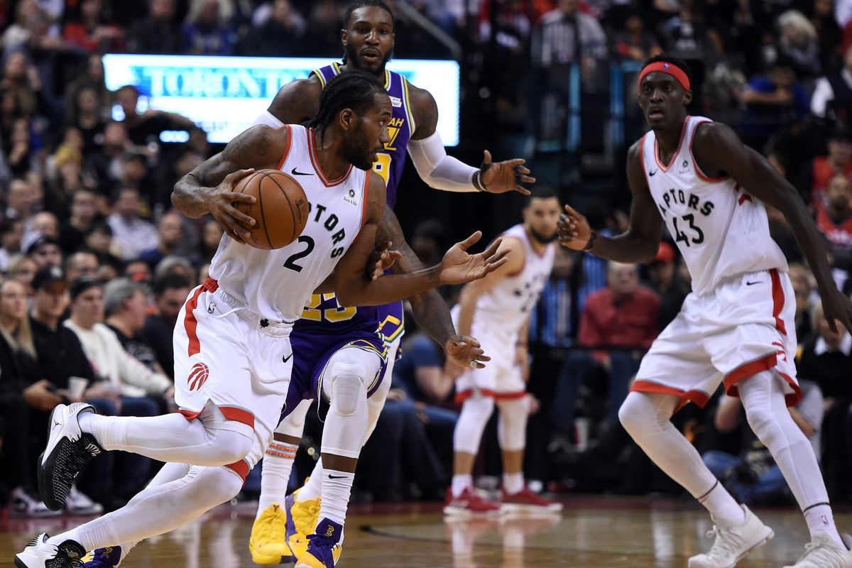 Raptors HQ Roundtable  On Kawhi s return to San Antonio d040c707b