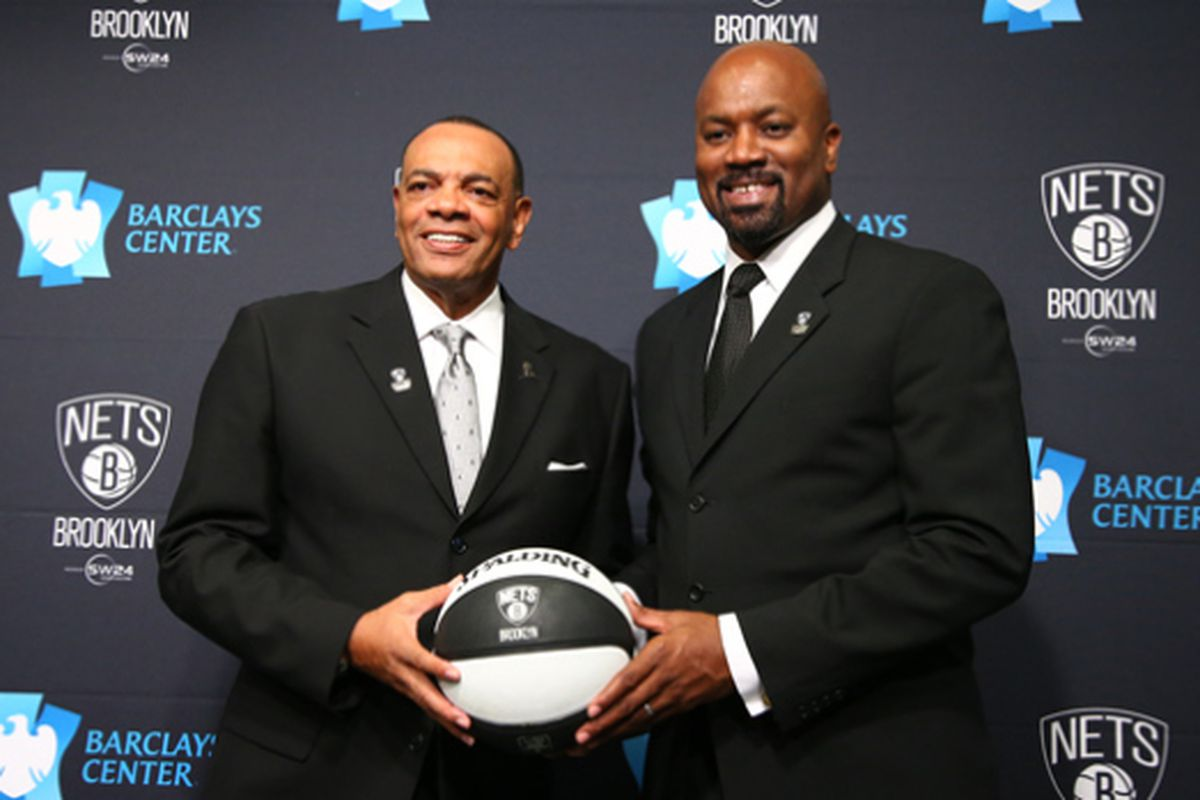 Lionel Hollins and Billy King to have starring roles in NBA Africa
