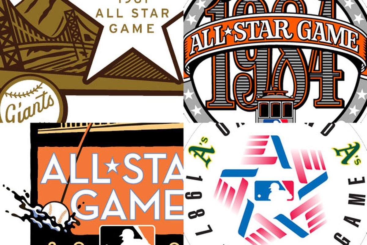 The Bay Area has hosted four All Star Games. (Image created by Samuel Lam)