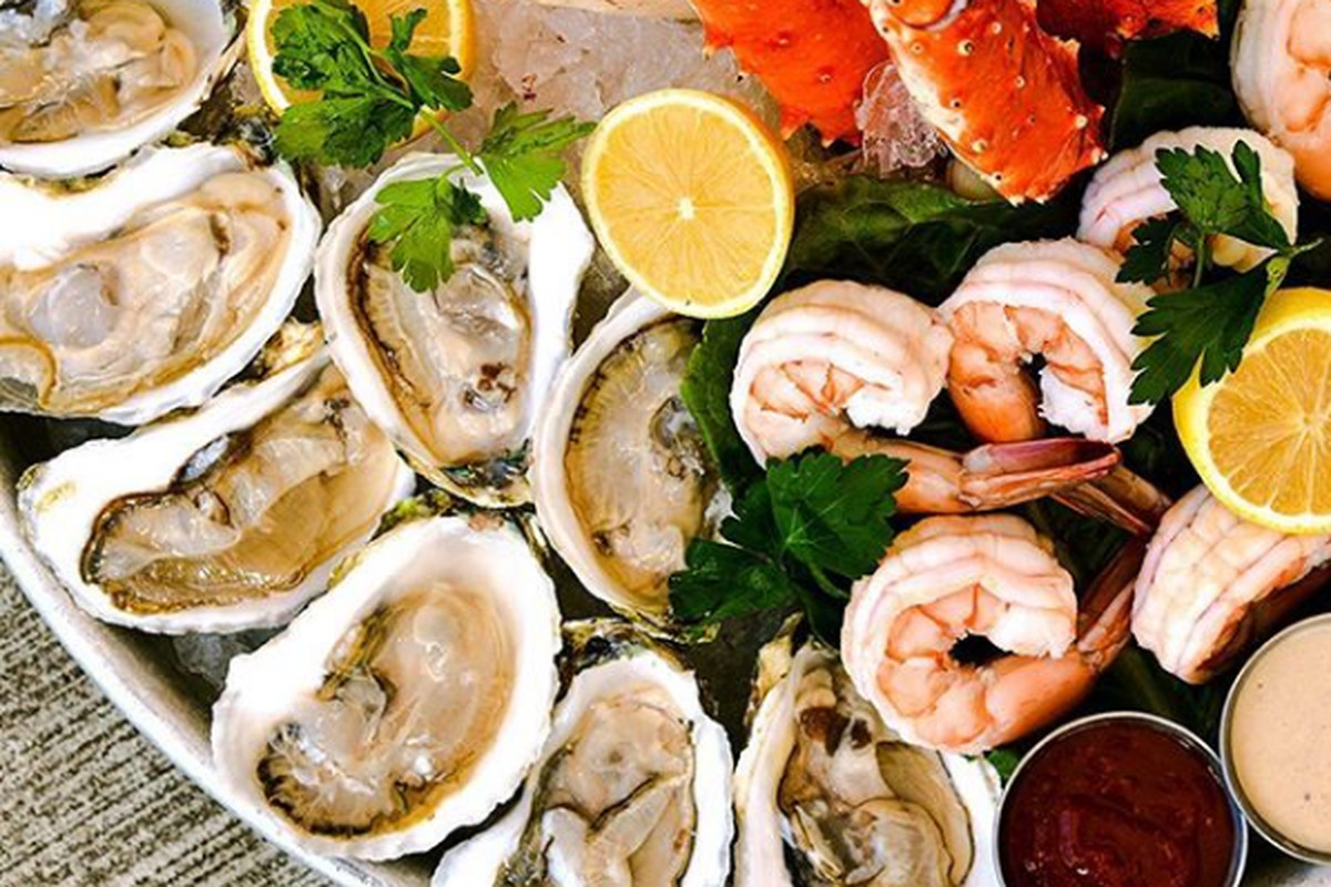 C&S Seafood and Oyster Bar Opens on Roswell Road at Modera in Sandy Springs, Georgia - Eater Atlanta