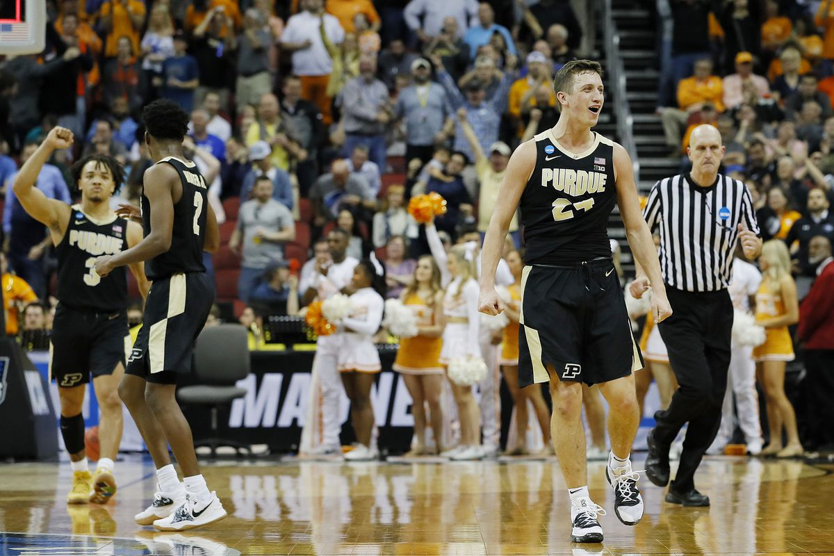 Purdue v Tennessee