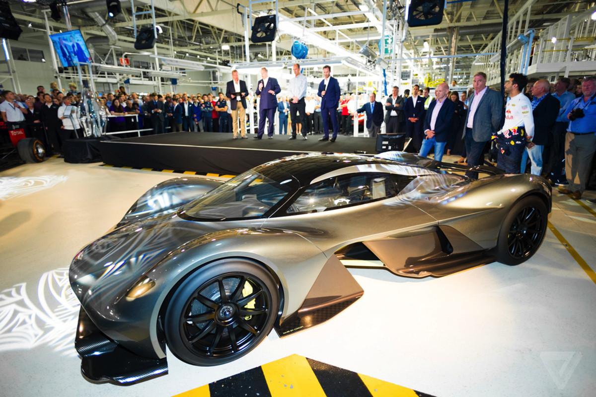 How The Naming Of Aston Martin Valkyrie Fits Norse Mythology Into Hypercar History