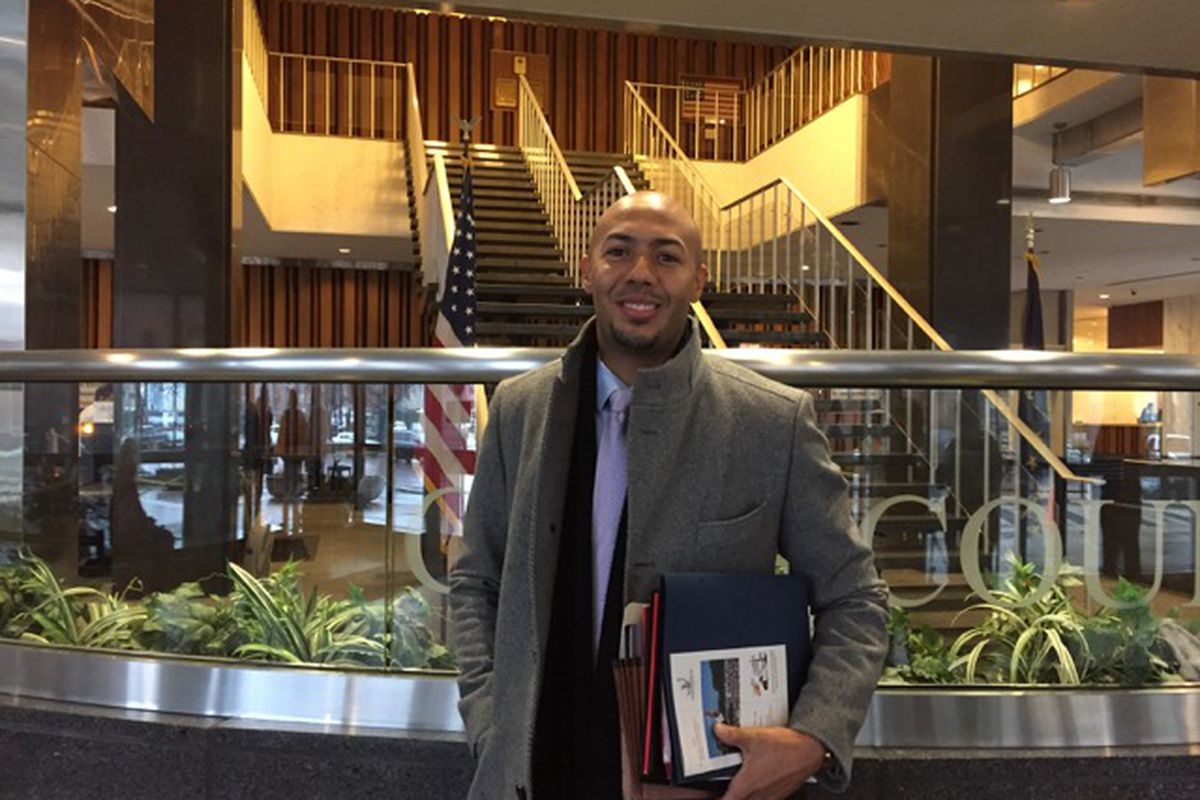 Ahmed Young, 36, will oversee Mayor Joe Hogsett's city-sponsored charter schools and the office of education innovation.