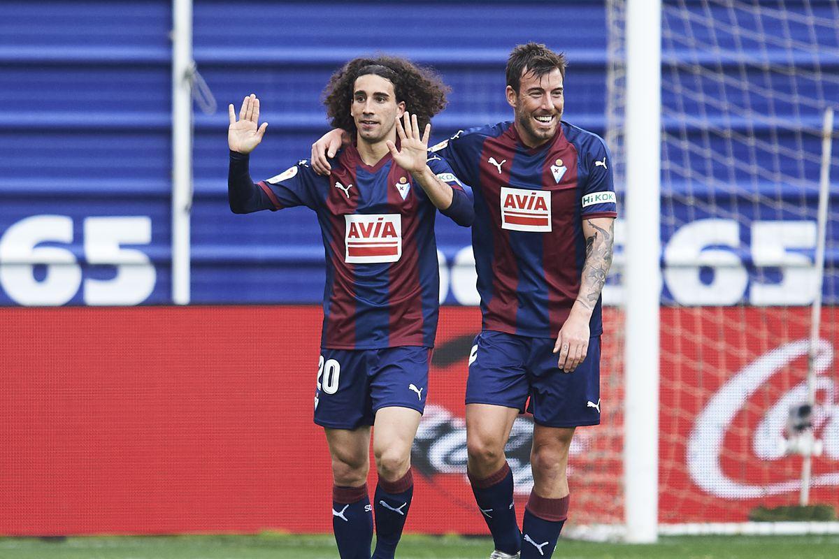 SD Eibar v FC Barcelona - La Liga