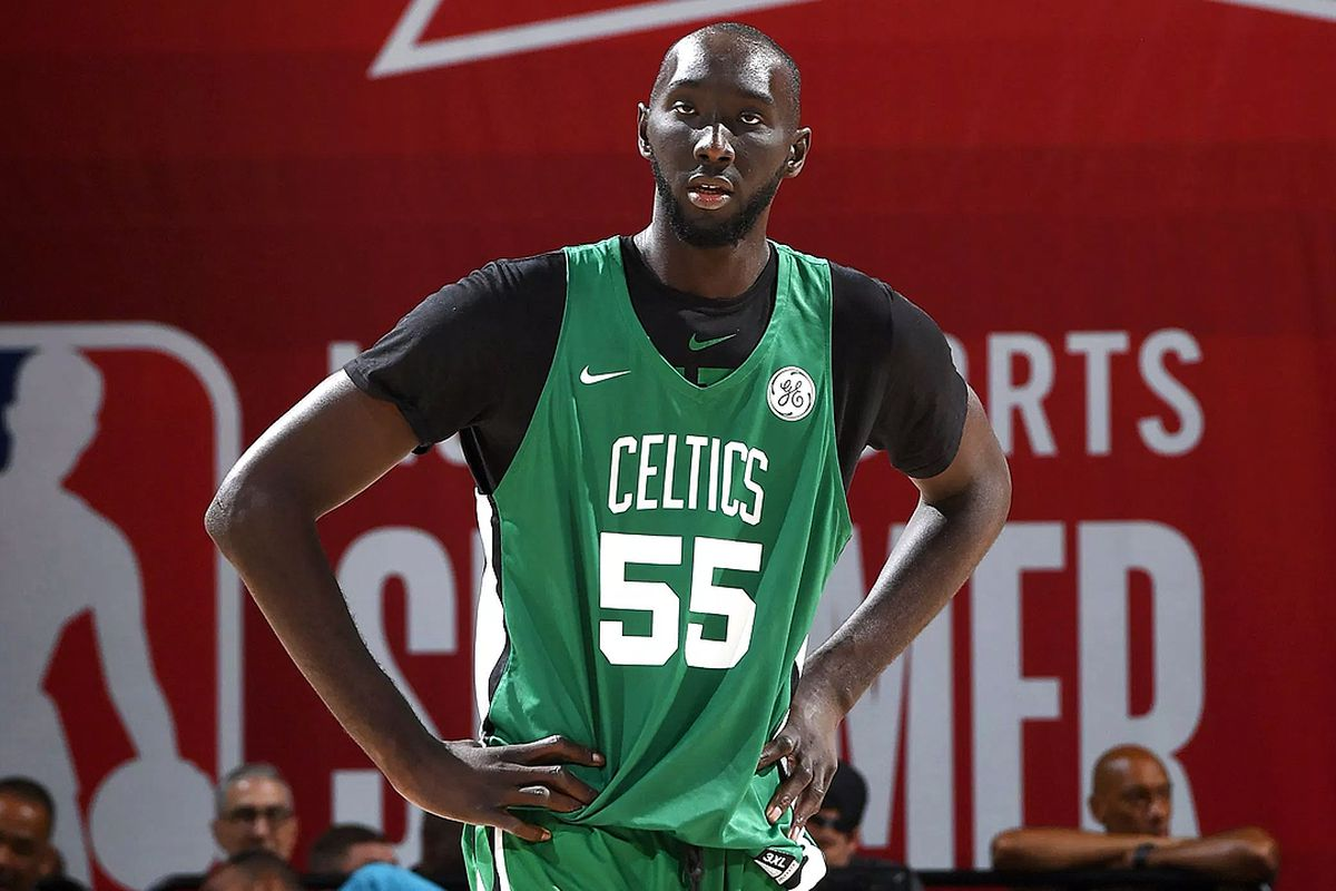 Tacko Fall Is Here To Stay Ridiculous Upside
