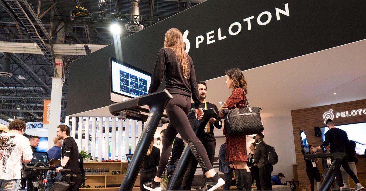 photo image Peloton Tread is the treadmill I want but can't afford