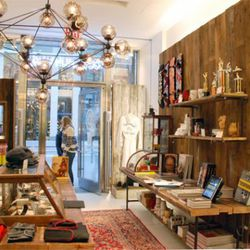 Cool Hunting's pop-up in the Gap's 54th Street gallery space