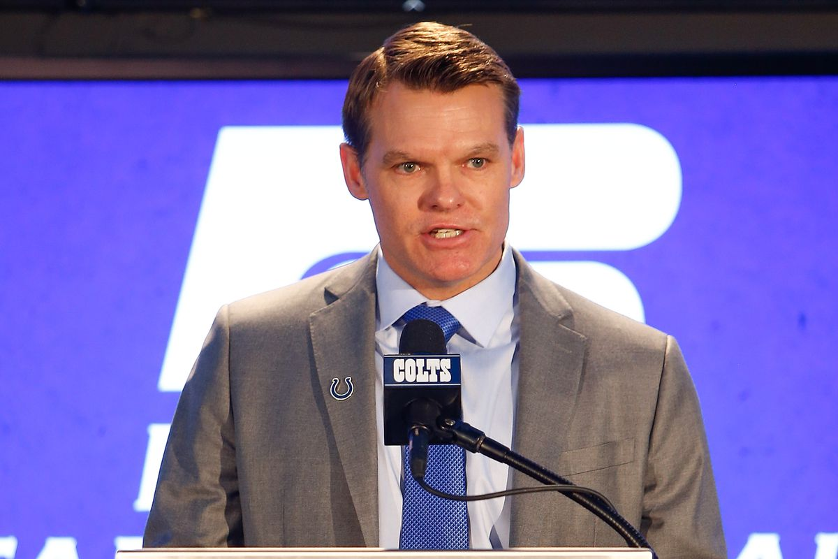 The Colts 2019 salary cap situation  Part II — Chris Ballard and Mike Bluem  have options 10044d7eda2b