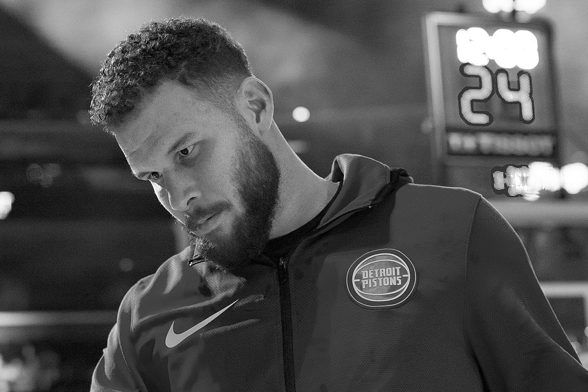 a27bd85ebc8 Welcome to the Bleak Griffin era  Pistons wasting Blake Griffin s prime  years - Detroit Bad Boys