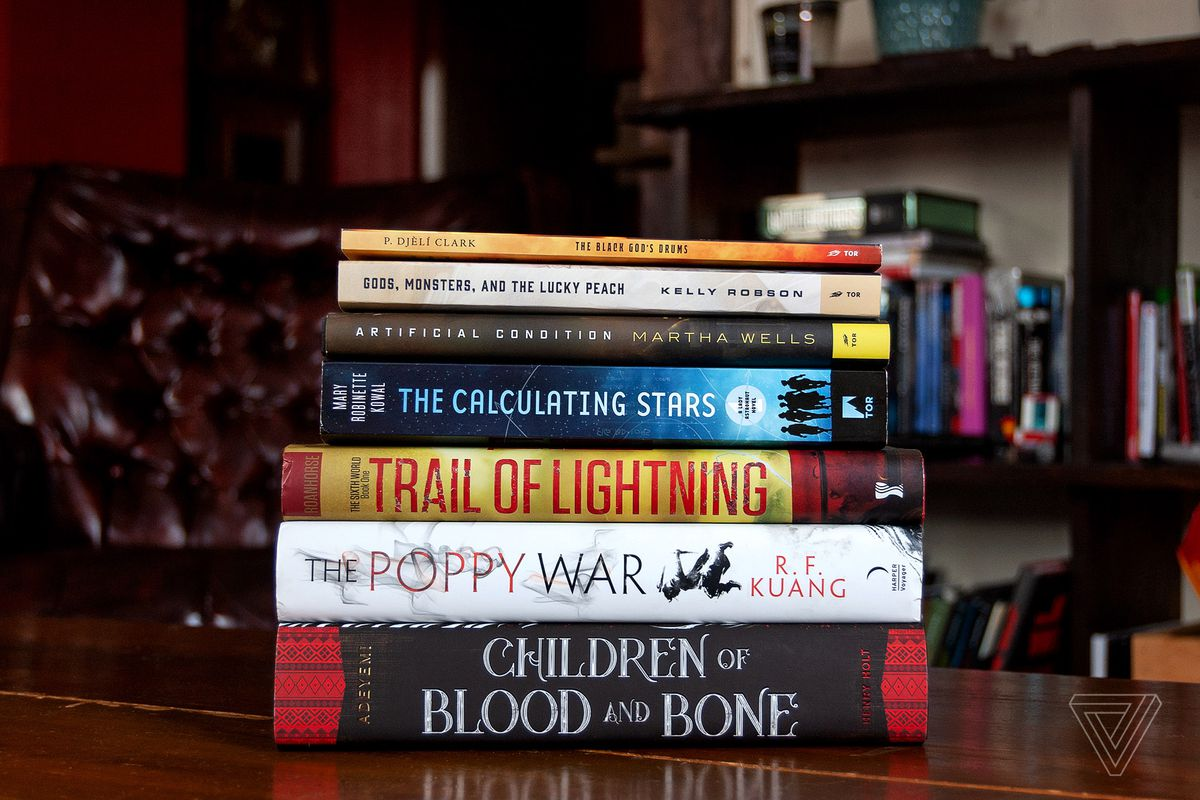 Here are the 2019 Nebula Award nominations - The Verge