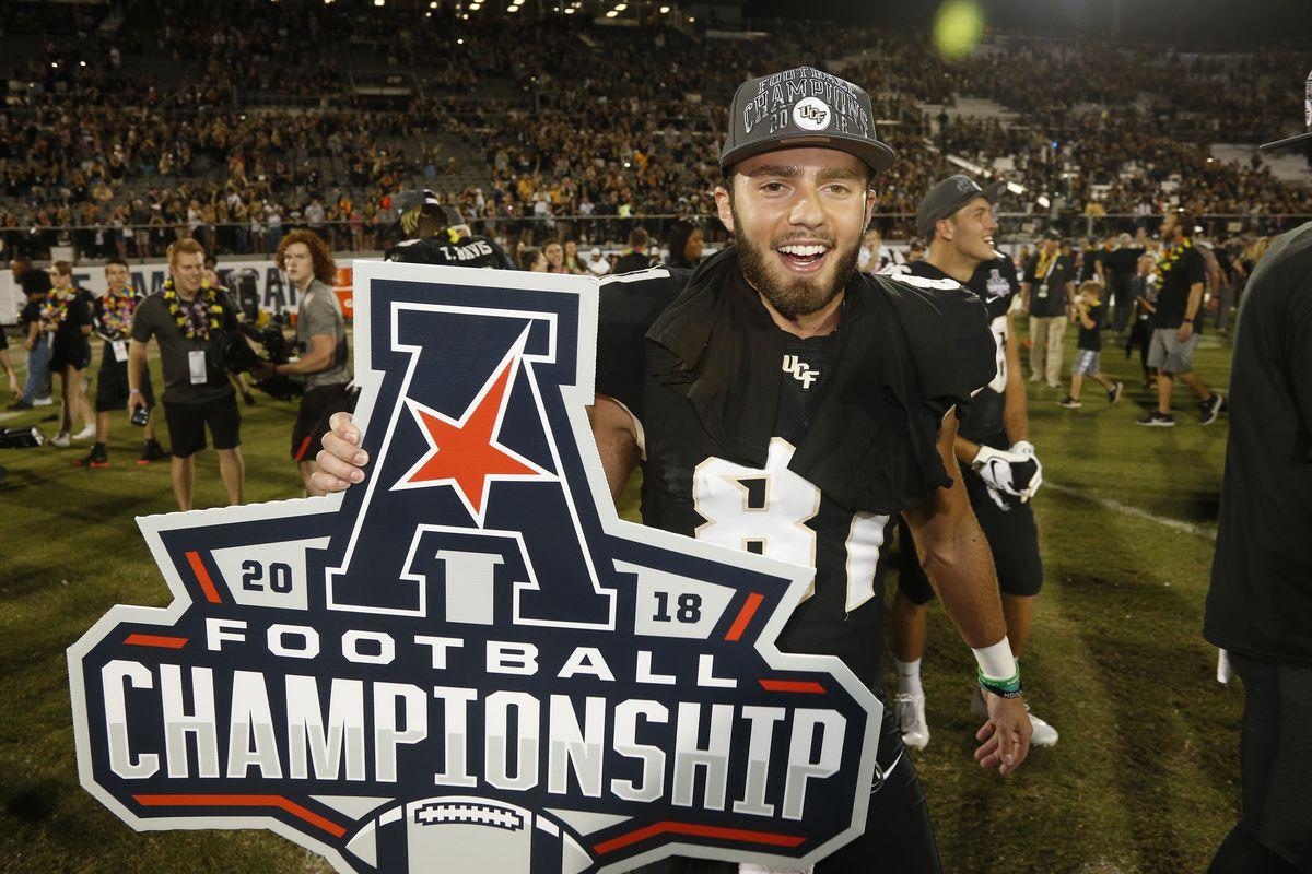 NCAA Football: AAC Championship-Memphis at Central Florida