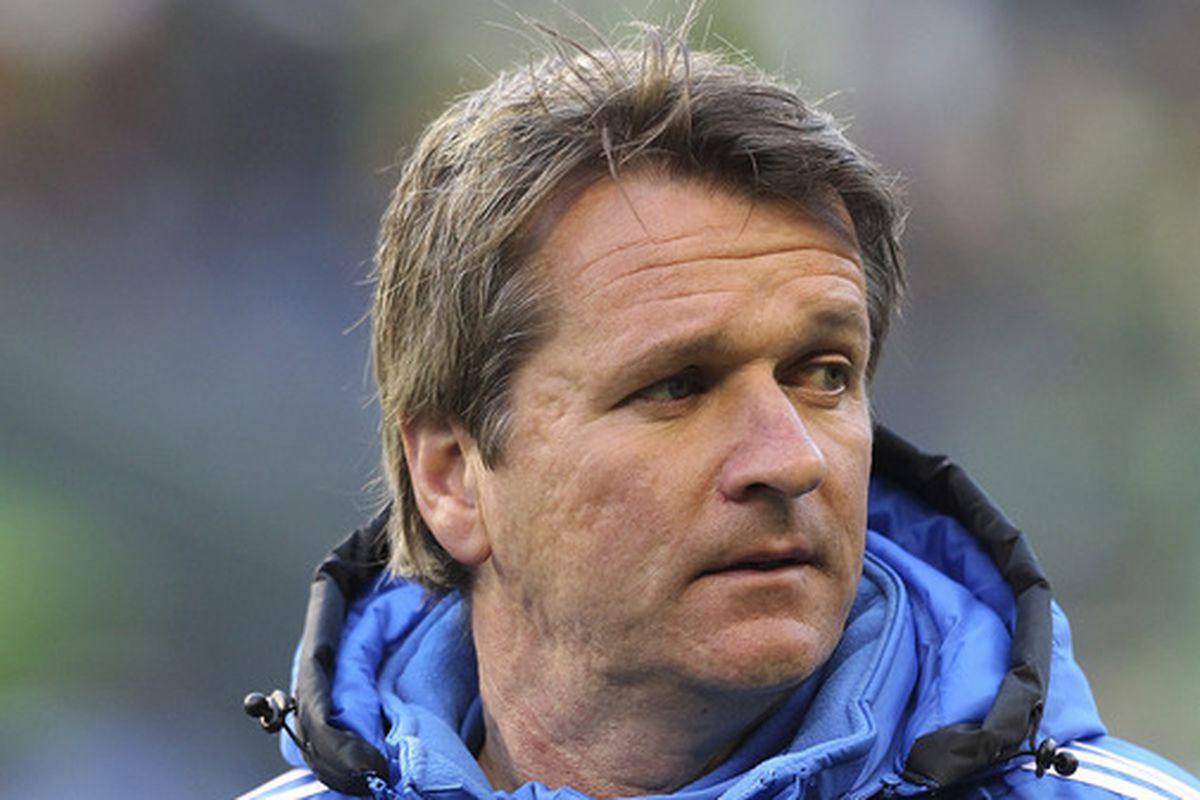Check out the All-In podcast released today - Frank Yallop gets a lot of air time.