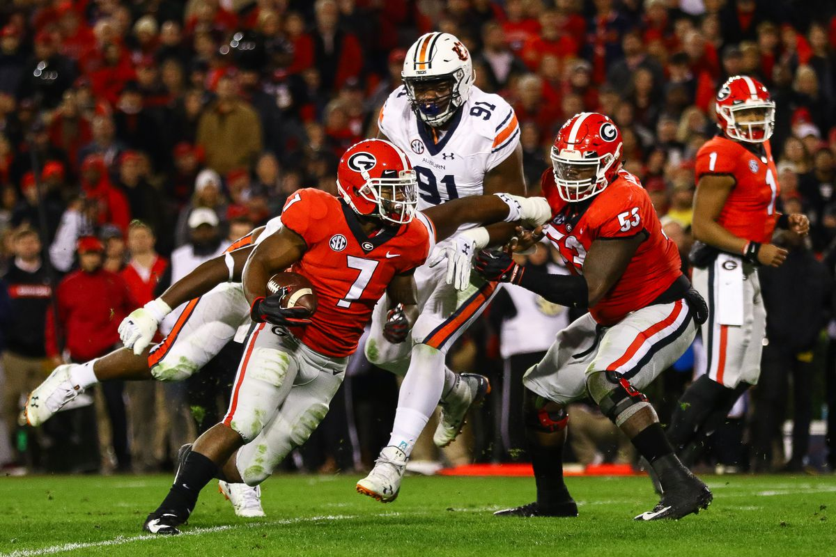 Schedule Adjustment Great For Au Not For Uga Dawg Sports