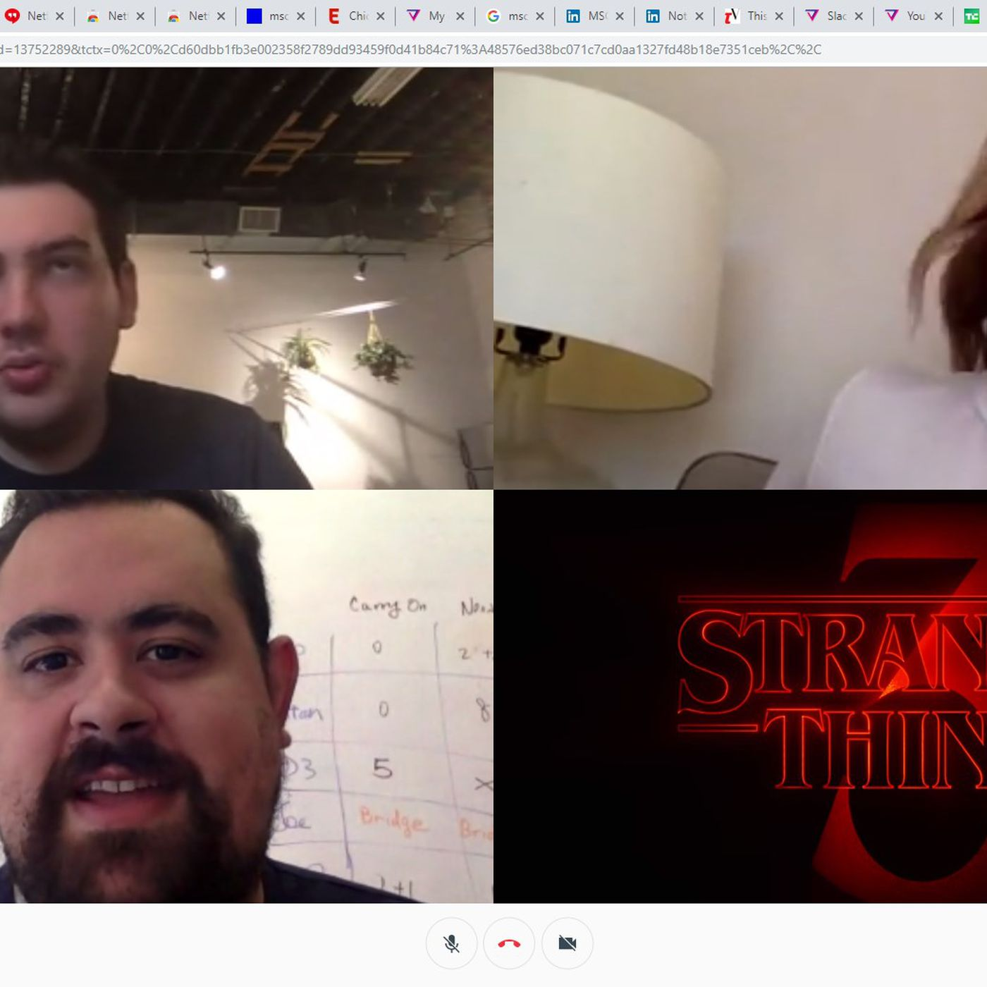 This Chrome extension lets you disguise Netflix as a Hangout to