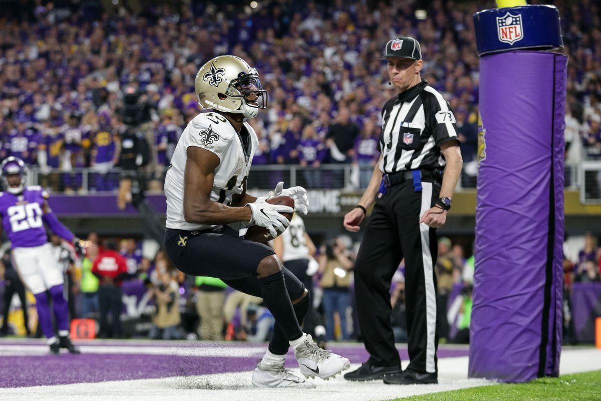 Saints vs  Vikings: Game Time, TV, Radio, Online Streaming, Mobile