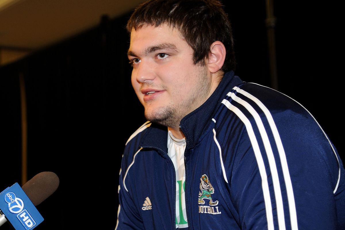 2014 NFL Mock Draft Mock Draft consensus has Zack Martin going to