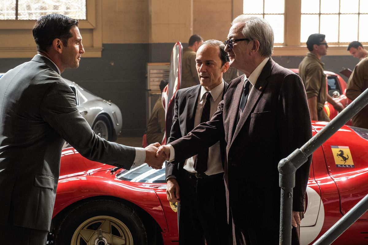 Ford V Ferrari Review Christian Bale Matt Damon And James Mangold Make Magic Polygon