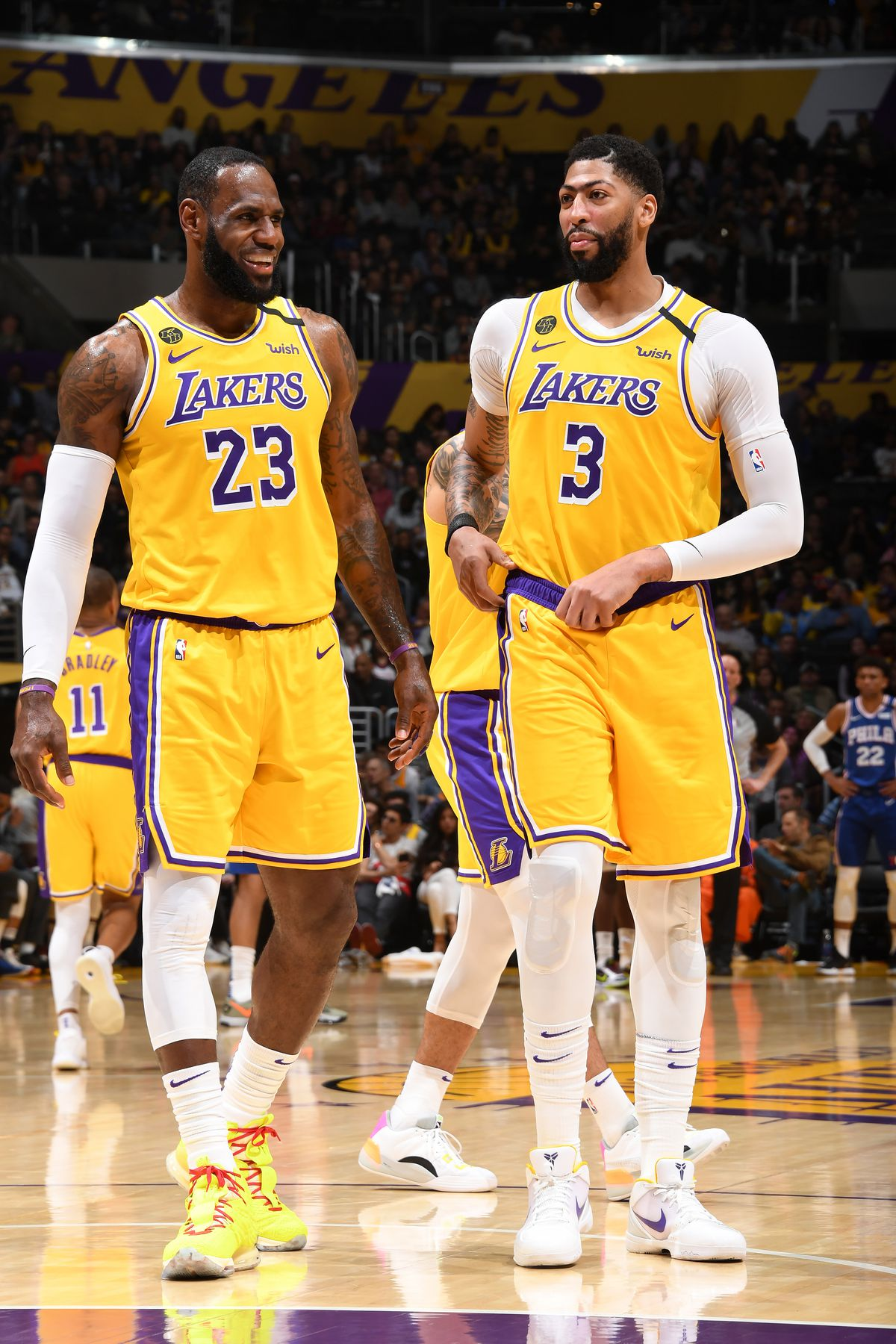 Lakers News: Anthony Davis says LeBron James should win ...