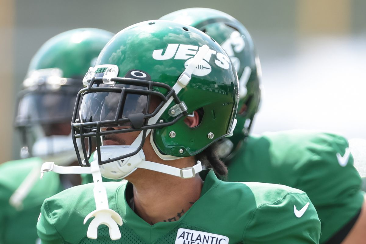 NFL: AUG 03 Jets Training Camp