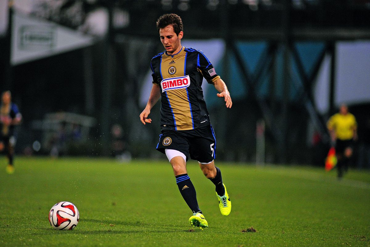 Union newcomer Vincent Nogueira needs to hit the ground running.