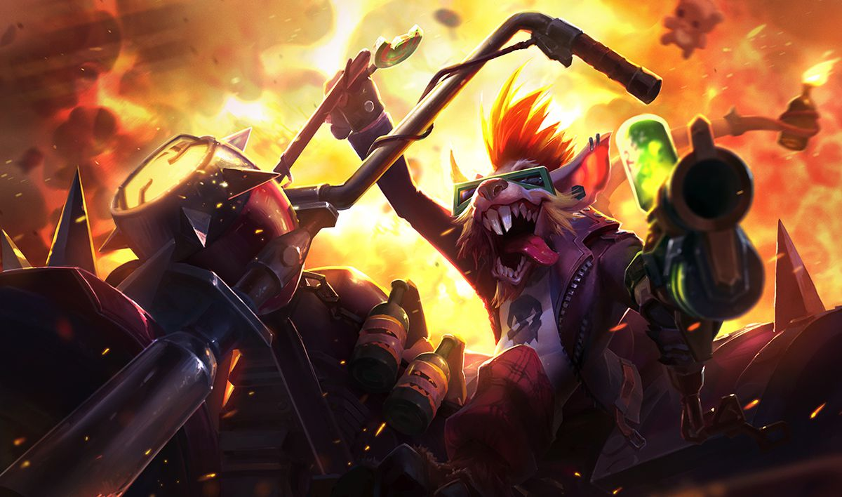 Here are all the preseason changes in Patch 6 22 - The Rift Herald